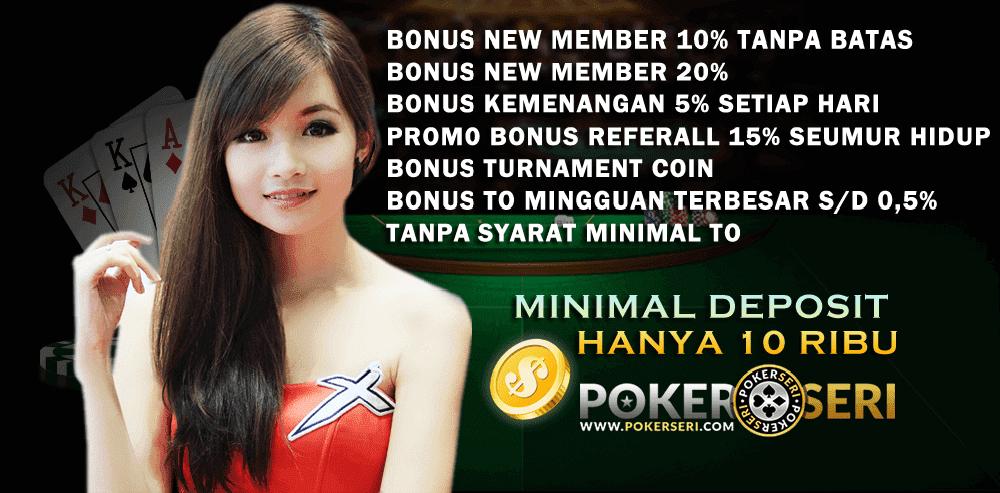 Pokerseri Daftar Situs Agen Judi Idn Poker Online Terpercaya Indonesia