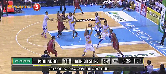 Rain or Shine def. Mahindra, 103-88 (REPLAY VIDEO) September 2