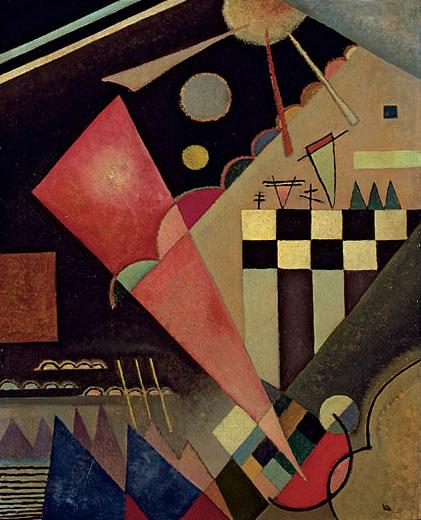 Vasilij Vasiljevič Kandinski - Page 4 Wassily+Kandinsky+-+Tutt%2527Art%2540+%252871%2529