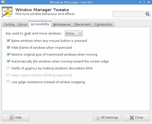 Tecsun's Linux Journey: [Alt] key problem when remote desktop