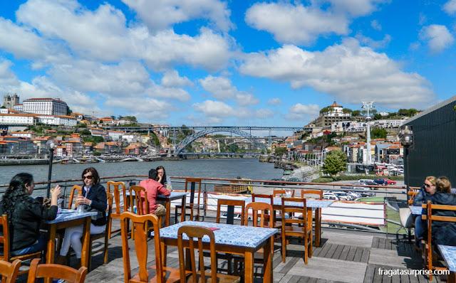 Restaurante Tapas&Buchas, em Vila Nova de Gaia