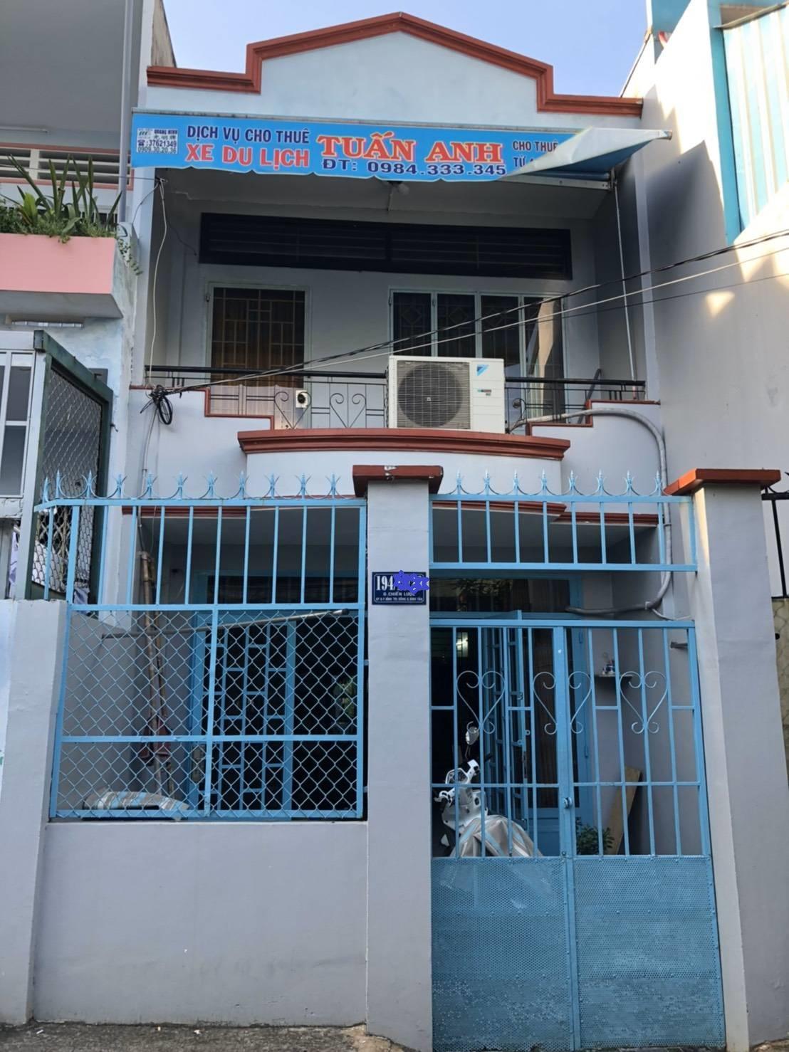 Bán nhà hẻm 194 Chiến Lược phường Bình Trị Đông quận Bình Tân. Dt 4x15m