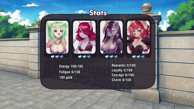 Lovely Overseer - Dating Sim