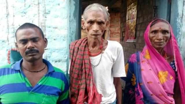 पाकिस्तान से आयी गीता को अपनी बेटी होने का