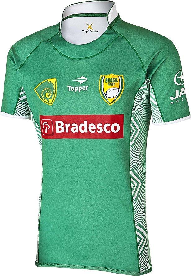d7a380cf51 Topper divulga as camisas da Seleção Brasileira de rugby - Show de ...
