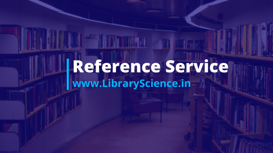 Library Reference Service