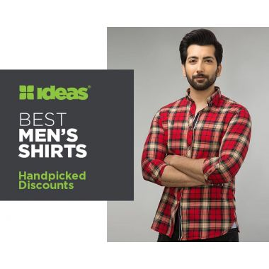 Gul Ahmed Best Men's Shirt collection
