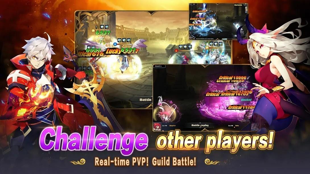 Fantasy Legend: War of Contract-Appzmod
