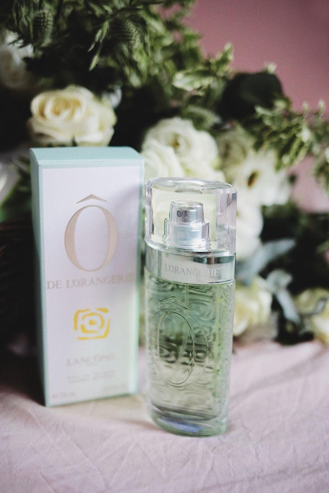 Lancôme,ô de l'orangerie, ô de Lancôme , les eaux fraîches , Le monde des ô,rosemademoiselle, rose mademoiselle , blog beauté , paris