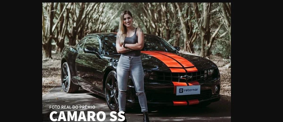 Promoção Tok de Amor 2020 Concorra Camaro SS