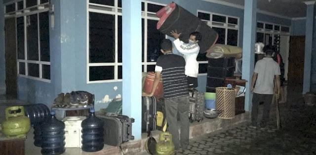 Sewa Asrama Tak Lagi Dibayarkan Pemkab, Mahasiswa Aceh Besar: Janji Bupati Hanya Omong Kosong!
