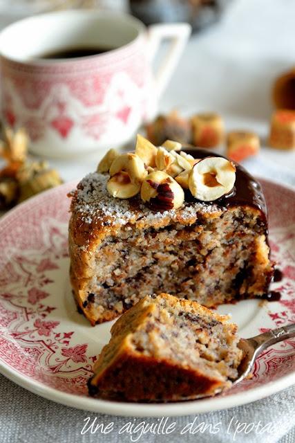 Baked Ricotta and Hazelnut Cheesecakes