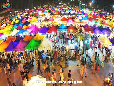 Phuket By Night