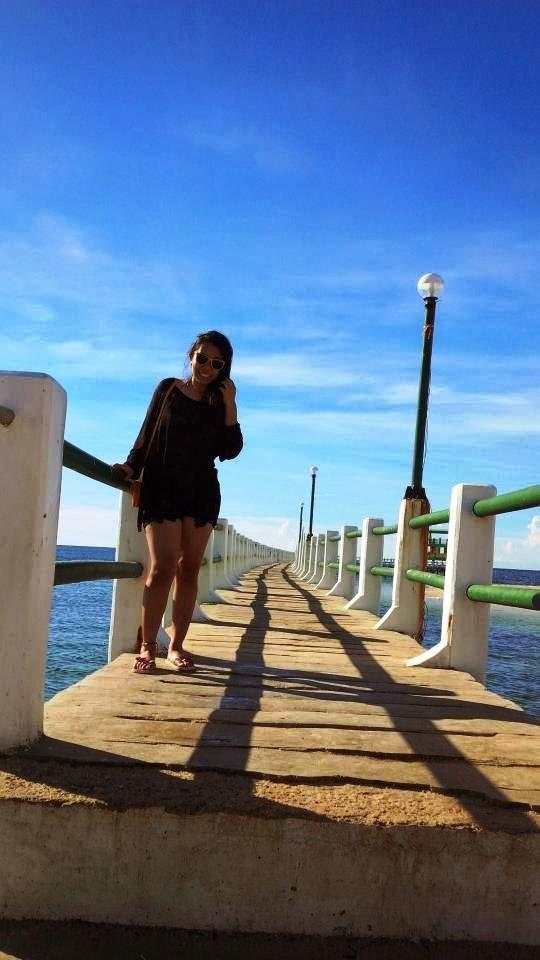 Kota Park in Bantayan Island