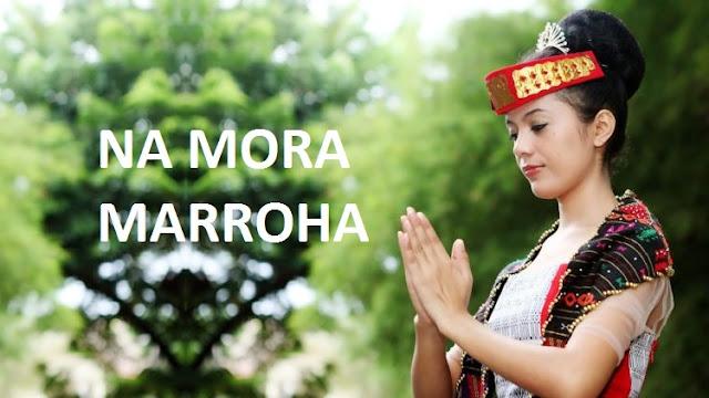 LIRIK LAGU BATAK NA MORA, MARROHA