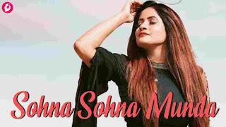 Sohna Sohna Munda Lyrics  - Miss Pooja