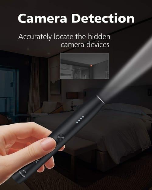 Jepwco G4 Pro Anti Spy Detector