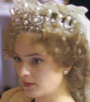 Empress Eugénie of France's Pearl Diadem Lemonnier Princess Gloria Thurn und Taxis