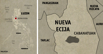 Microtel Cabanatuan Location Map