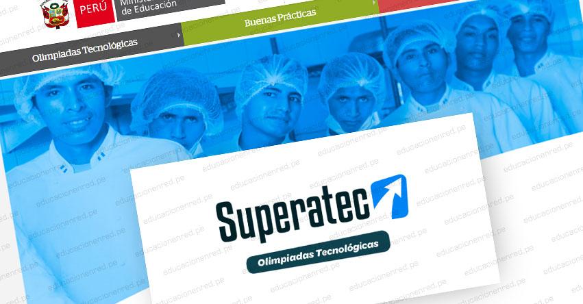 SUPERATEC: Último día para inscripción de estudiantes al concurso nacional de Olimpiadas de Habilidades Tecnológicas