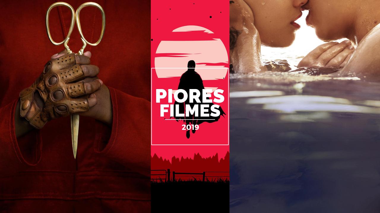 Piores Filmes de 2019