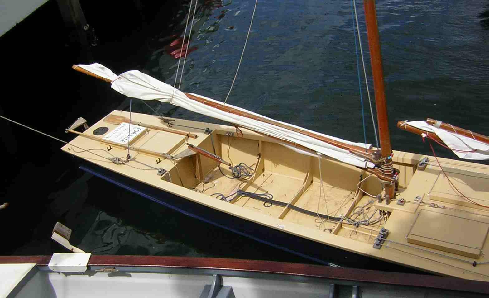 Peter Kreet Art Hobart Wooden Boat Show