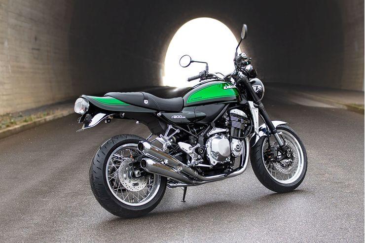 Racing Caf U00e8  Kawasaki Z900 Rs By Rf