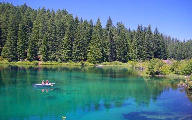 8 Manfaat Danau Bagi Manusia dan Lingkungan di Sekitarnya
