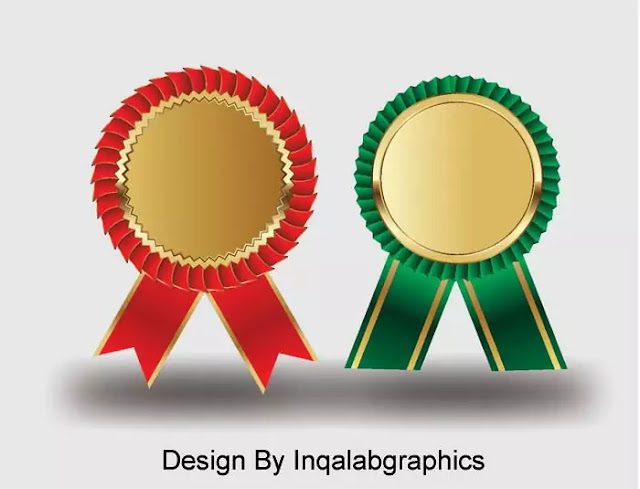 Medal Design Template