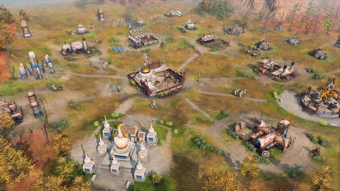 كل ما نعرفه حتى الآن حول لعبة Age of Empires 4