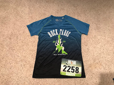 Rock Tahoe Half shirt 2019