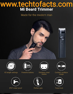 What is the price of MI Beard Trimmer?