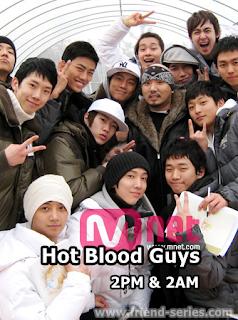 Hot Blood Guys [2pm&2am] ตอนที่ 1-10 ซับไทย [จบ] | ปฏิบัติการหนุ่มล่าฝัน FullEP