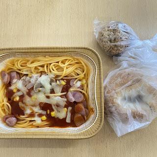 冷凍パスタ,昼ごはん
