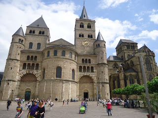 Trier Travel Germany History