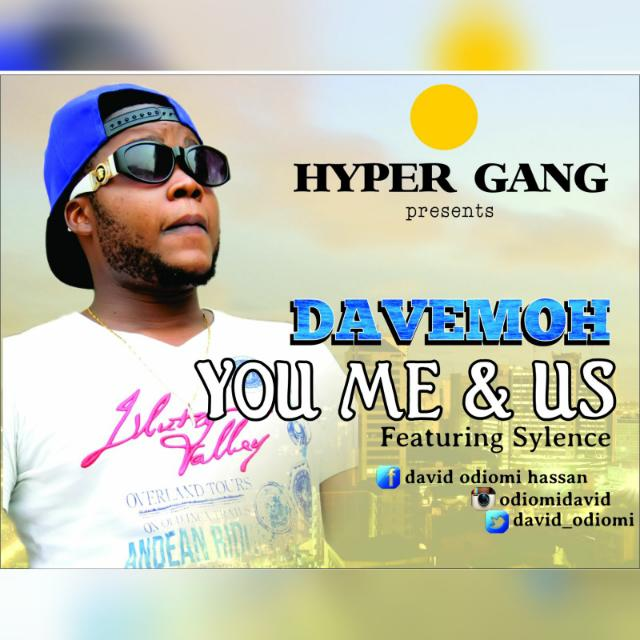 Music Premiere: you, Me & us by (@DaveMoh)