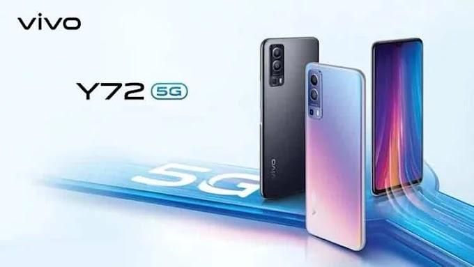 Midrange Vivo Y72 5G Mobile Phone Price Specification