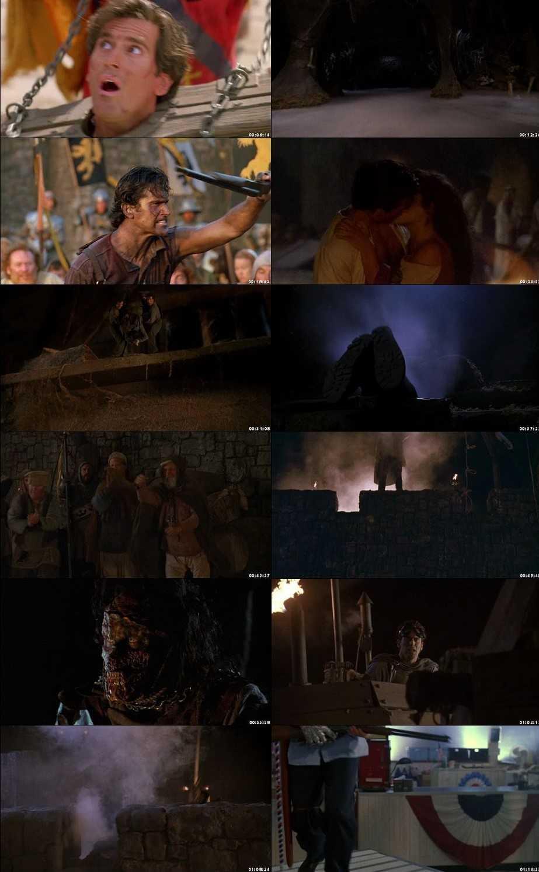 Evil Dead 3: Army of Darkness 1992 Screenshot