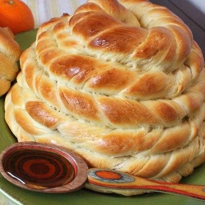 Beehive Bread Recipe