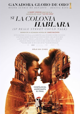 If Beale Street Could Talk [2018] [DVD] [R1] [NTSC] [Sub]
