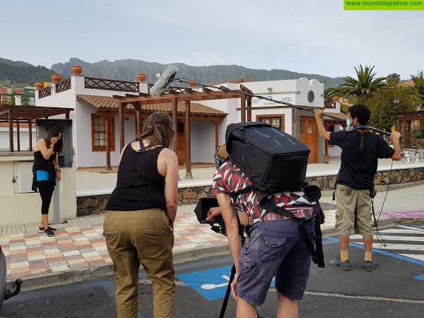 Todo preparado para el maratón de los cortometrajes presentados a concurso en La Palma Rueda