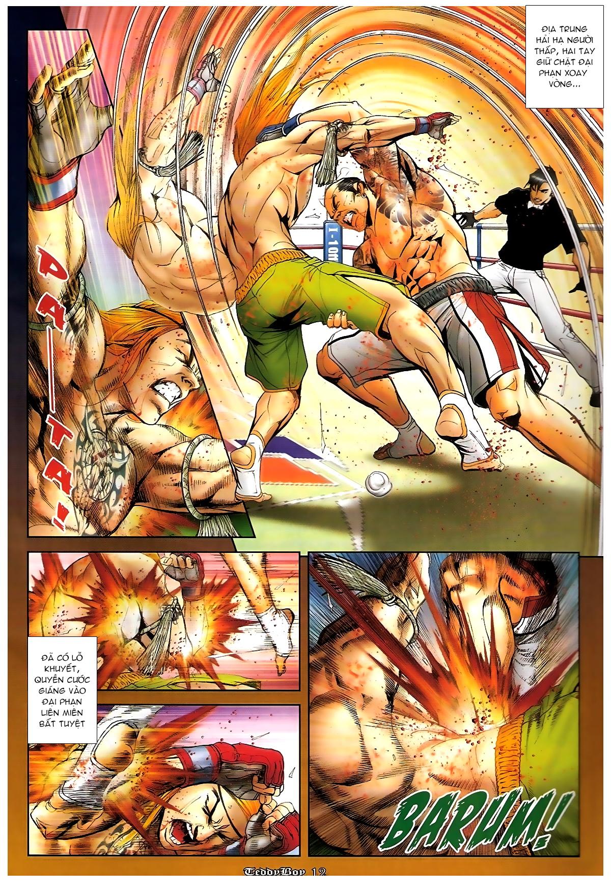 Người Trong Giang Hồ - Chapter 1253: Đánh gục Kim Mông Không - Pic 11