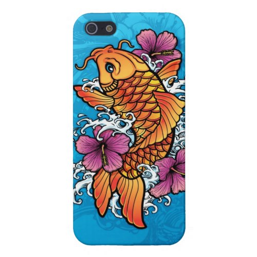 Koi Tattoo - Beautiful Art iPhone Case