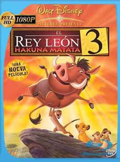 El Rey León 3  2004 HD [1080p] Latino [Mega] dizonHD