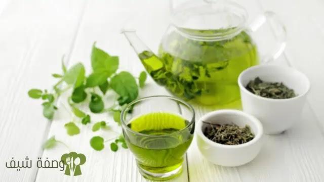 فوائد الشاي الاخضر للجسم