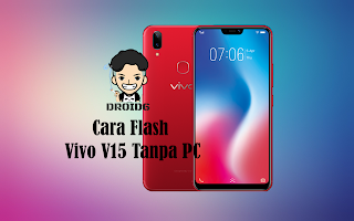 Cara Flash Vivo V9 Tanpa PC