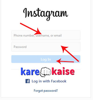 instagram-login-page