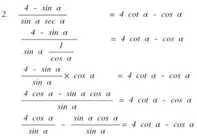 Contoh soal bab trigonometri dan pembahasannya 1. Contoh Soal Trigonometri Kelas 11 Beserta Jawabannya