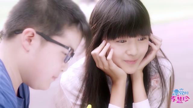 Qu Zhihan young dilireba pretty li hui zhen