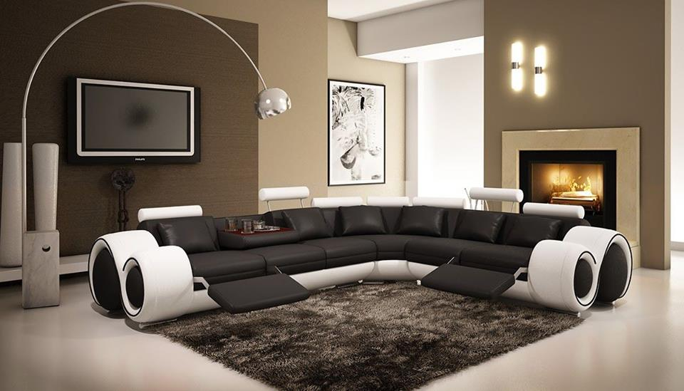 How Do I Decorate My Small Living Room With Modern Design ...